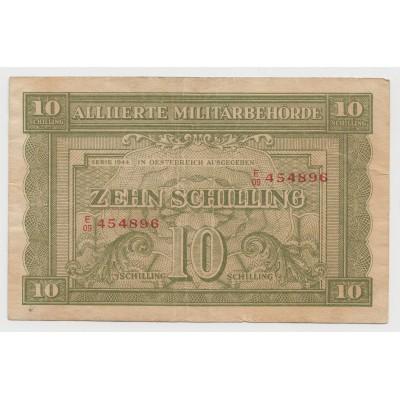 10 шиллингов 1944, Австрия
