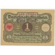 1 марка 1920 г.