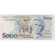 5000 крузейро 1990 г.