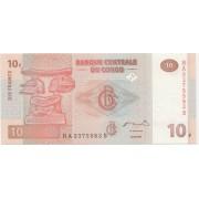 10 франков 2003 г.