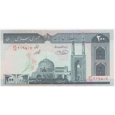 200 риалов 1982