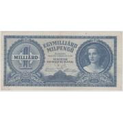 1 миллиард милпенгё, Венгрия 1946 г.