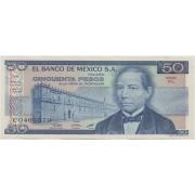 50 песо 1981 г.