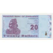 20 долларов 2009