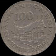 100 рупий 1978 г.