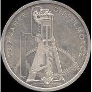 10 марок 1997 г.