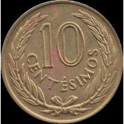 10 сентесимо 1960
