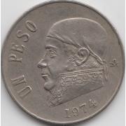 1 песо, 1974 г.