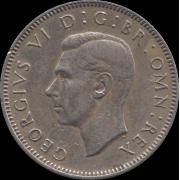 1 шиллинг. 1948 г.