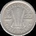 3 пенса 1957 г.