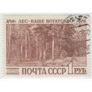 Лес - наше богатство. 1960 г.