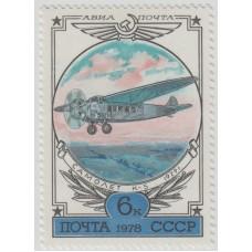 Самолет К-5 1978 г.