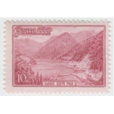 Кавказ. Озеро Рица. 1959 г.