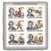 Девид Ливингстон, 2008г. Лист