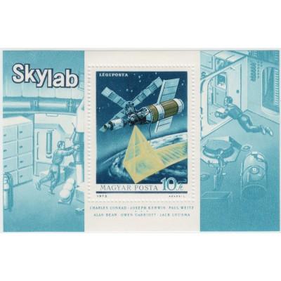 Космическая станция Skylab. 1973. Блок.