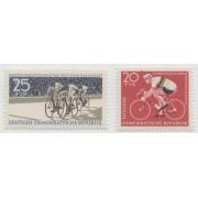 Велогонка. 1960 г. Полная серия.