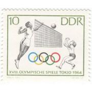 XVIII летние Олимпийские игры. 1964 г.