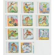 XXI Олимпийские игры. Монреаль-76. 1976 г. Серия.