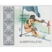 XVI Зимние Олимпийские игры. 1991 г.