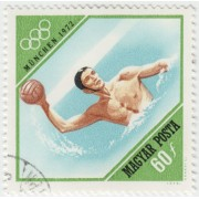 XX Летние Олимпийские игры. 1972 г.