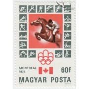 XXI Летние Олимпийские игры. 1976 г.