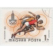 XXII Летние Олимпийские игры. 1980 г.
