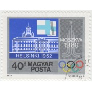 XXII Летние Олимпийские игры. 1979 г.