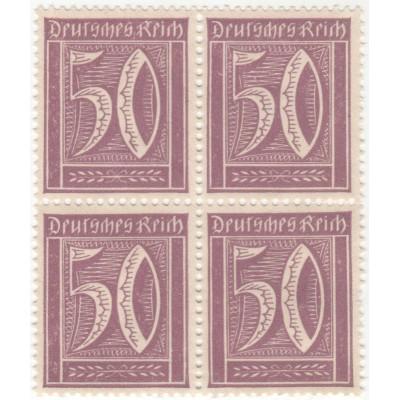 Стандарт 1921 г. Квартблок.
